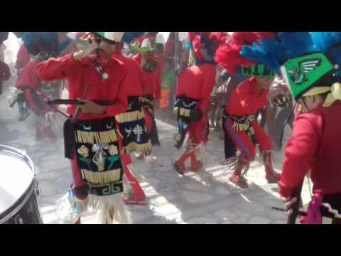 Danza de Hidalgo en Viesca Coah.