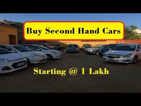 BUY SECOND HAND LUXURY CARS IN JAIPUR