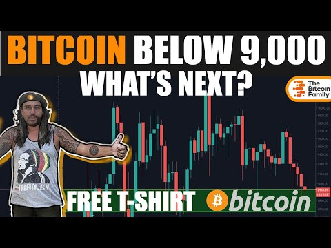 woow-bitcoin-below-9000,-whats-next-⁉️bitcoin-refunds,-didi-taihuttu-top-5-alts-&-projects-and-more🔥