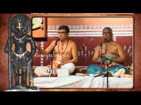 Bhakthi Sangeetha by Udayalur Kalyanaraman, Chennai-Paryaya Shri Sode Vadiraja Mutta, UDUPI (Part 1)
