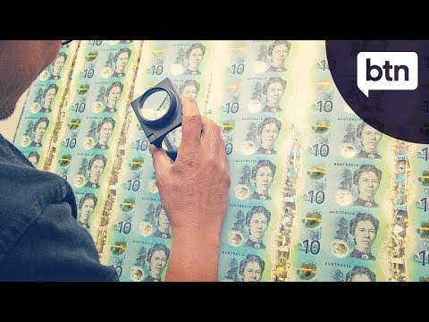 New $10 Note - Behind The News