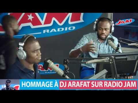 VENOM DJ PARLE DE SA PREMIERE RENCONTRE AVEC ARAFAT DJ
