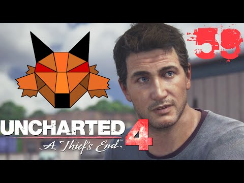 Let's Play Uncharted 4 [Blind] Part 59 - Avery Ambush