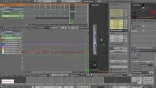 Урок по Blender 2.6. Основы анимации