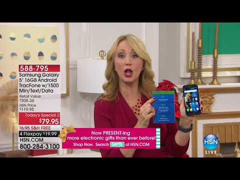 HSN | Electronic Gifts 12.01.2017 - 01 PM