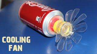 Làm quạt từ vỏ lon nước CocaCola siêu siêu độc đáo - XUKA Products