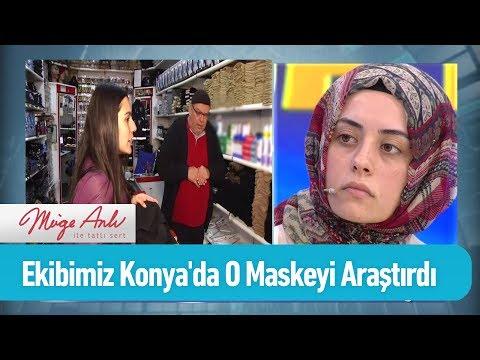 Ekibimiz Konya'da o maskeyi araştırdı - Müge Anlı ile Tatlı Sert 10 Mayıs 20