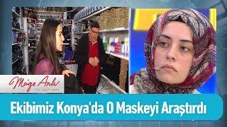Ekibimiz Konya'da o maskeyi araştırdı - Müge Anlı ile Tatlı Sert 10 Mayıs 2019
