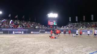 Межконтинентальный кубок 2019 Россия Испания Последние секунды матча