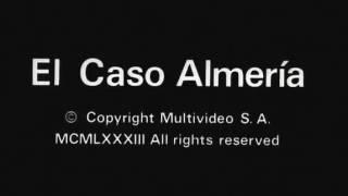 El caso almeria pelicula completa youtube