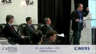 Presentation of four of greatest Canadian Venture Capital funds