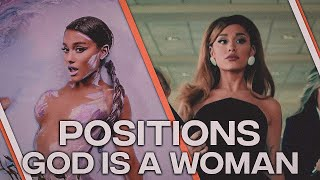 positions x god is a woman | Mashup of Ariana Grande // by Ada