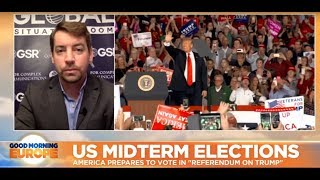 #GME | US midterm elections: America prepares to vote in referendum on Trump