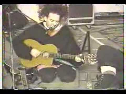 The Cure - The Blood (Live- Rare Acoustic)