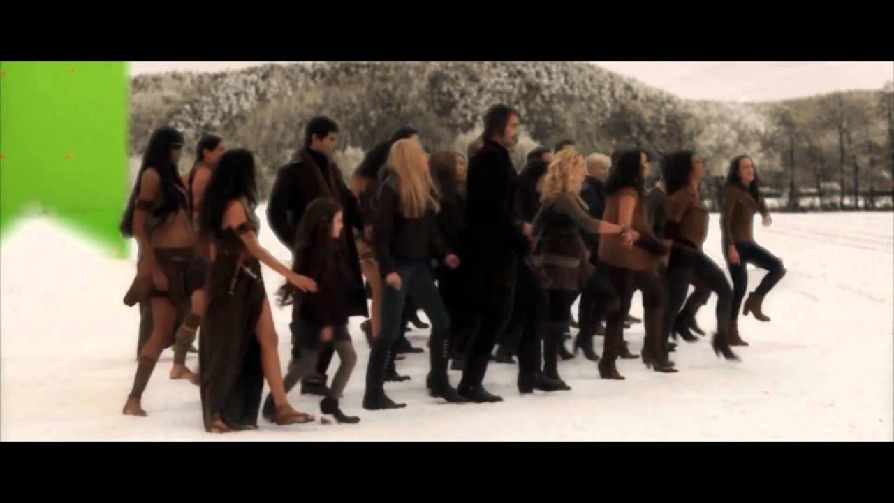 the twilight saga breaking dawn part 2 the dance off