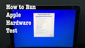 How to install ASD Apple System Diagnostics - YouTube