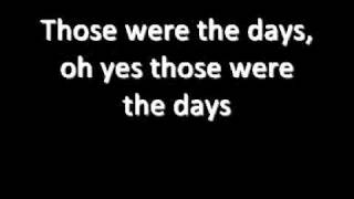 Download lagu Those Were the Days - Mary Hopkin (lyrics)
