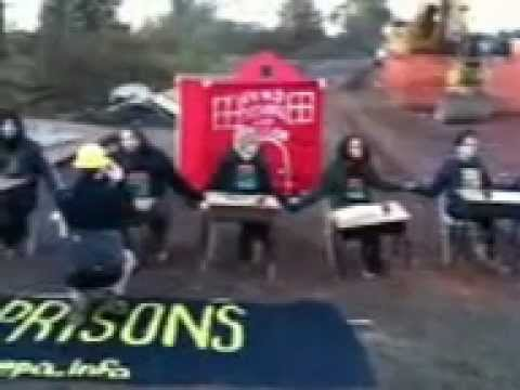 Video of SCI Graterford Direct Action