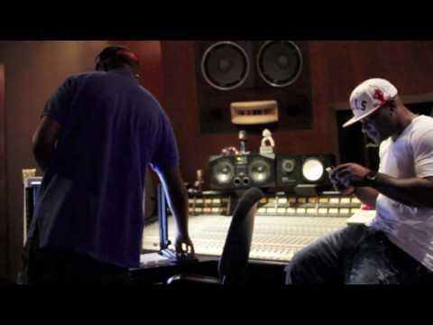 Mike Will Made It & Gutta Tv In The Studio With Sean Garrett Playing Beats