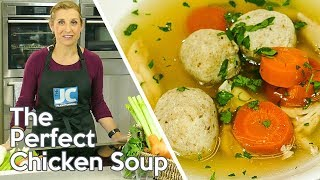 Recipe: The Perfect Chicken Soup | The Jewish Chronicle
