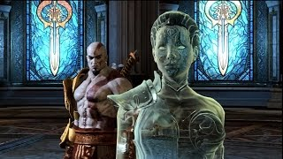 God of War 3 - Chaos Mode #5, Path of Eos
