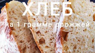 Пшеничный хлеб простой рецепт