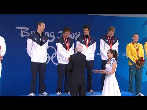 Gold Medal Moments: Ryan Lochte