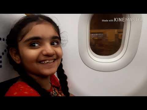 INDIGO AIRLINE INSIDE VIEW Domestic Flight Ahmedabad To Chennai 6E 856