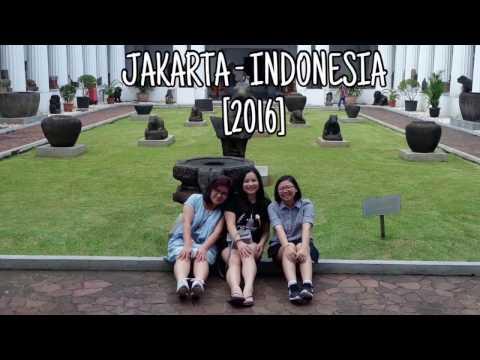 JAKARTA TRIP 2016 | Travel Diary