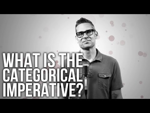 507. What Is The Categorical Imperative?