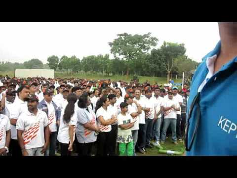 Himalaya Drug Company Yoga   Laughter Yoga Dr Madan Karatia