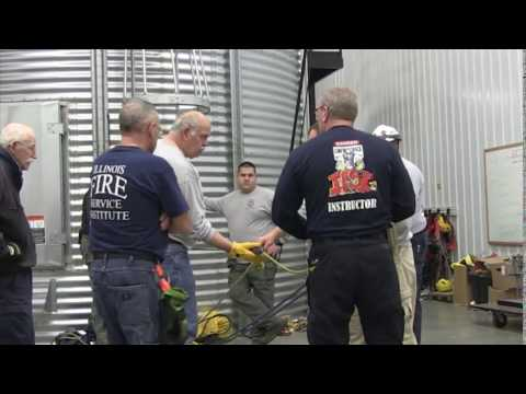 Grain Bin Rescue Operations