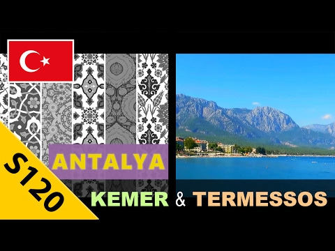 Visiting Turkey - 【Antalya / Kemer / Termessos / Kursunlu】