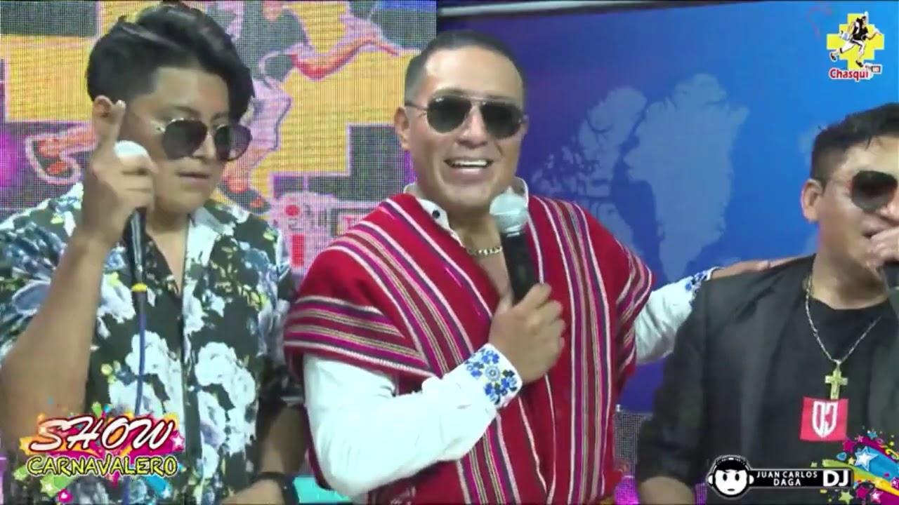 Luisito Quishpe Y Sus Amigos en Chasqui Tv ✅