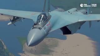 Многофункциональный истребитель Су 35C