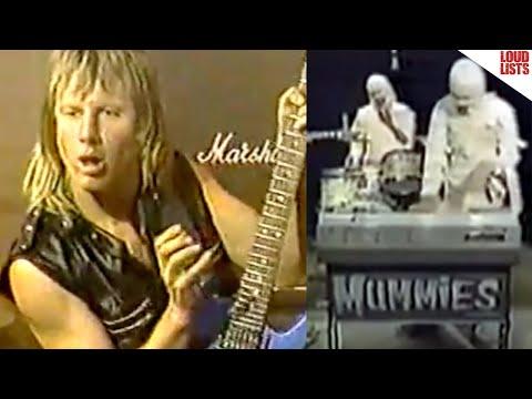 Ridiculous Music Performances on Public Access TV