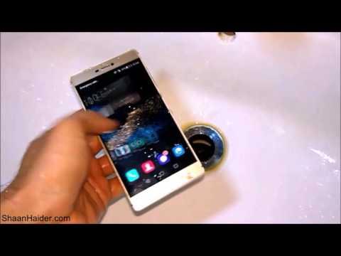 Huawei P8 - Running Water Test