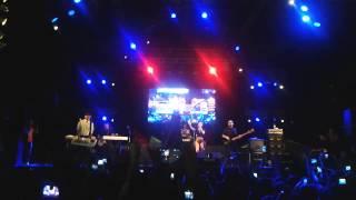 Concierto Exa 2014 Tampico Belanova