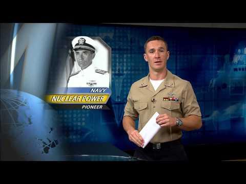 Retired Vice Admiral Eugene P. Wilkinson Dies; 9-Digit Zip Codes Mandatory For FPOs