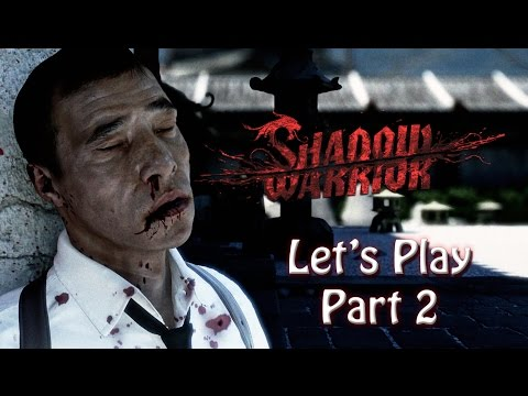 Shadow Warrior Let's Play (Part 2) - Easter Eggs - PS4 - Amazon Prime Free Trial Offer Below