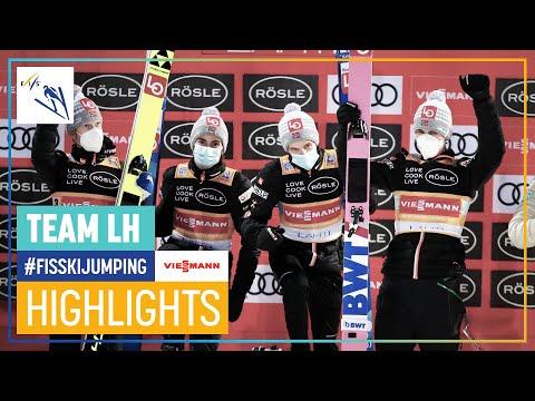 Norway | 1st place | Lahti | Team Large Hill | FIS Ski Jumping