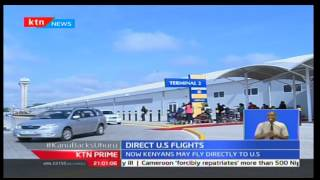 the us federal aviation authority granted jkia category one status allowing direct flights to the us