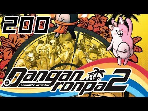Danganronpa 2 playthrough pt200 - The Critical Piece of Evidence