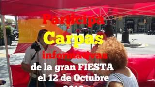 12 DE OCTUBRE 2016 Fiesta Nacional de España