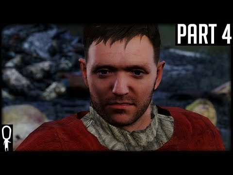 A SON'S DUTY - Kingdom Come Deliverance - Part 4 Gameplay Lets Play