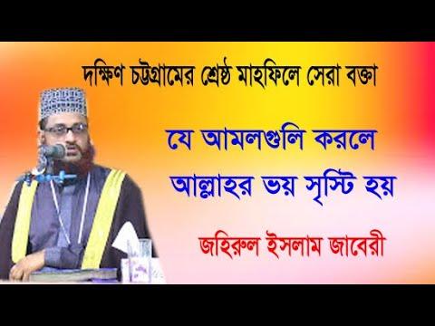 জহিরুল ইসলাম জাবেরী-গয়ালমারা/Mowlana Zahirul Islam Zaberi 2017| ICB Digital