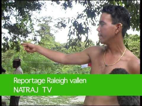 Raleighvallen Suriname