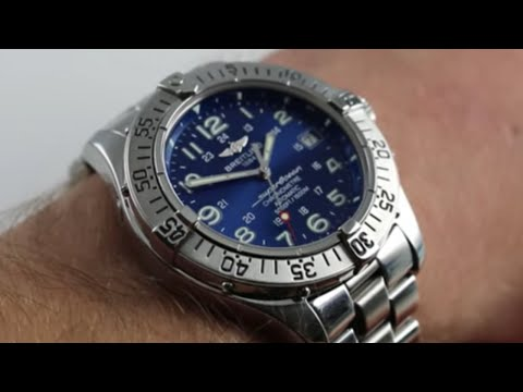 Breitling SuperOcean A17360 Luxury Watch Review