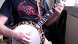 Lost Indian - Five String Banjo G9 tuning