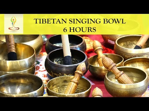 Cleanse of Negative Energy at Home Space ~ Singing Bowl Meditation Positive Vibration - TB 0011#6#